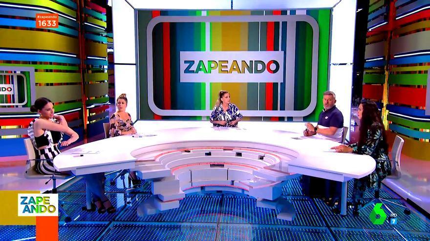 """Los de 'Zapeando' recordaron su selectividad: """"El día de antes me quedé encerrada en La Almudena"""""""