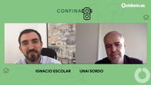 Ignacio Escolar entrevista a Unai Sordo, secretario general de CCOO.