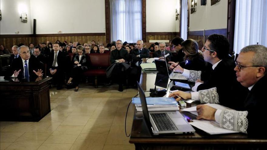 El exconseller de Solidaridad declara en el TSJCV por subvenciones a cooperación