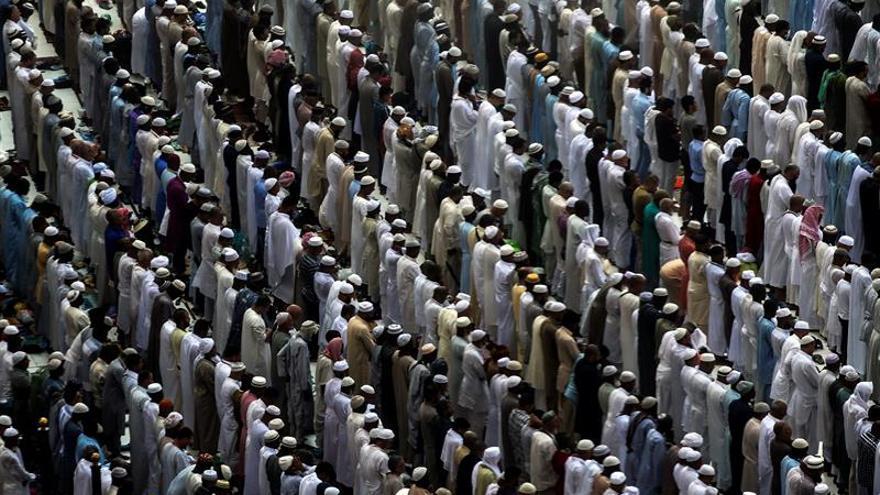Los iraníes retoman la peregrinación a La Meca pese a las tensiones
