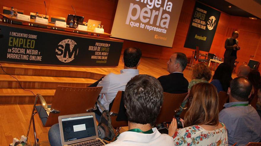 I Encuentro sobre Empleo en Social Media y Marketing Online.
