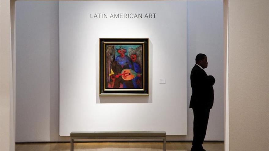Las obras de Tamayo brillan en subasta de arte latinoamericano de Sotheby's