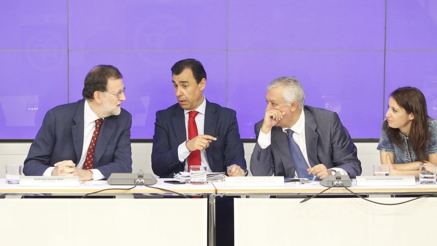 Rajoy abre el curso político en Madrid reuniendo mañana a la Junta Directiva Nacional del PP