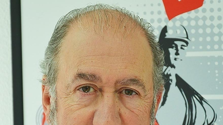 Fallece el dirigente de CCOO y exconcejal de Toledo Juan José González tras una larga enfermedad