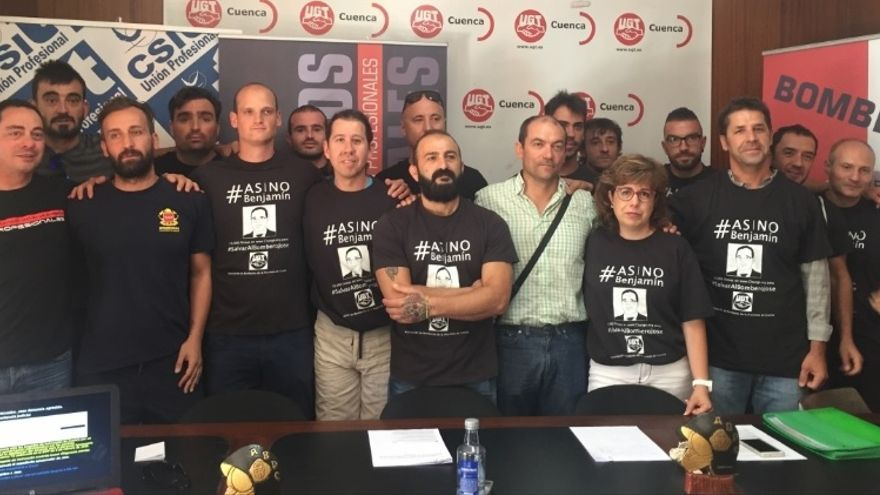 Rueda de prensa en Cuenca
