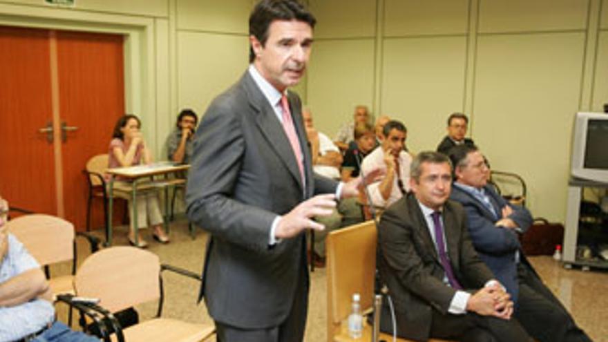 José Manuel Soria, durante el juicio oral del 'caso chalet'.