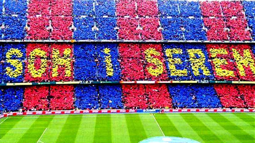 El FC Barcelona pide a Cuatro el vídeo de la agresión a un aficionado del Real Madrid en el Nou Camp