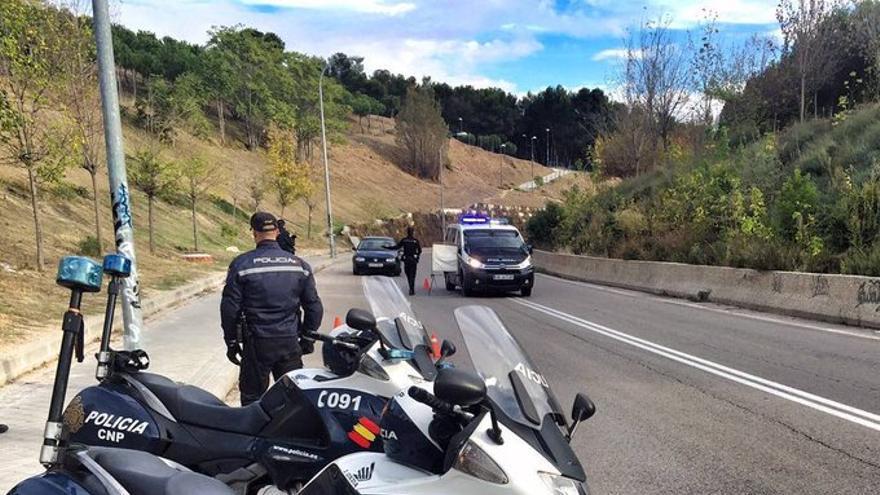 Foto: Policía Nacional /Twitter