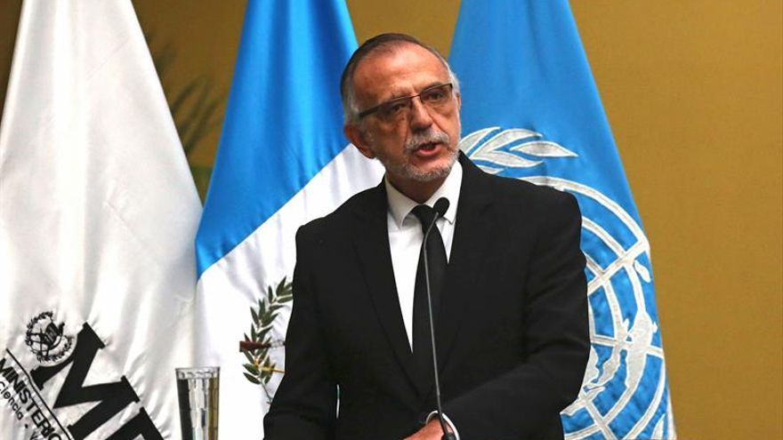 La fiscal asegura que el jefe de la Cicig puede ingresar a Guatemala