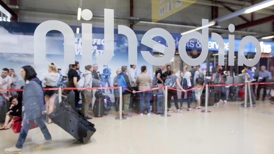 Acreedores Air Berlin aprueban 10 millones de euros para la compañía transitoria