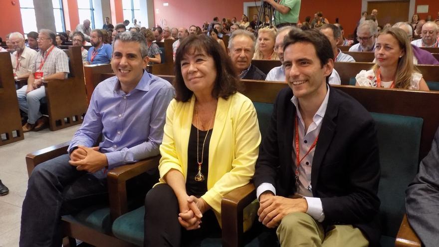 """Narbona dice que España """"no merece a Rajoy de presidente"""" y destaca que PSOE trabajará para ganar las elecciones"""