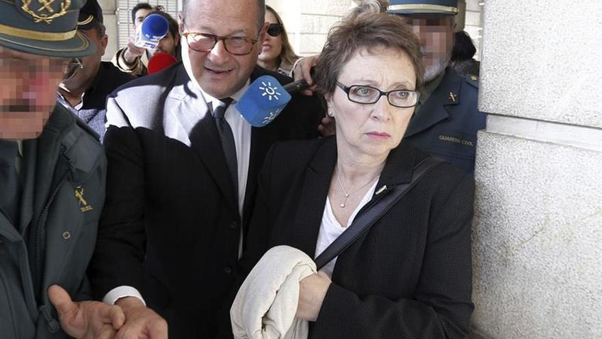 La 'número 2' de Griñán en Hacienda declara en el juicio de los ERE