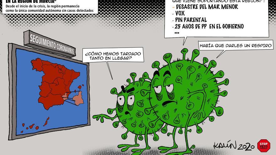Coronavirus... en Murcia