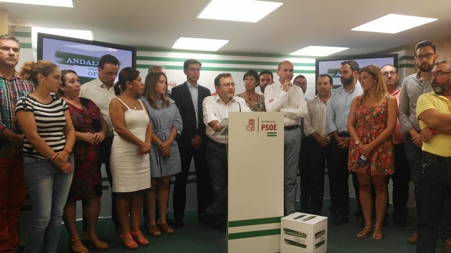 Heredia no optará a la reelección como secretario general del PSOE de Málaga