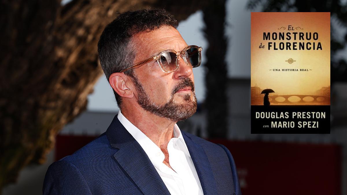 Antonio Banderas protagonizará 'El Monstruo de Florencia'