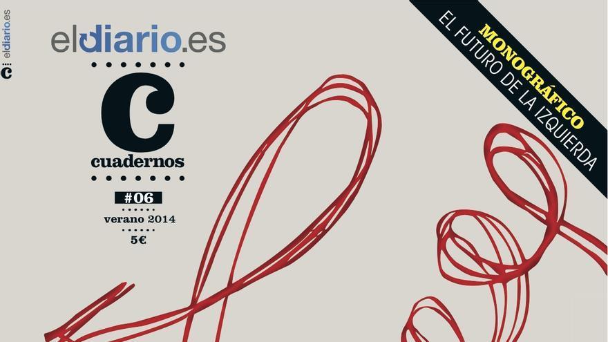 Portada del número 6 de la revista Cuadernos de eldiario.es.