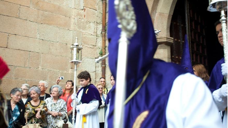 Semana Santa de Cáceres / http://www.turismoextremadura.com/