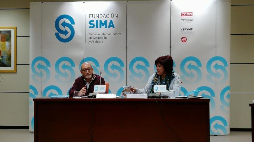 Fundación SIMA reivindica su papel en la tramitación de conflictos laborales tras resolver 108 en 2017