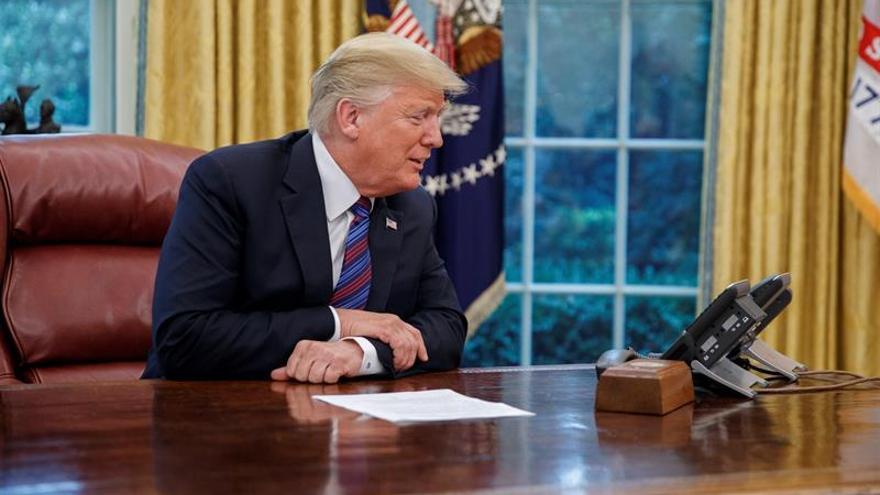 Cámaras, fallos técnicos y tequila: la insólita llamada entre Trump y Peña