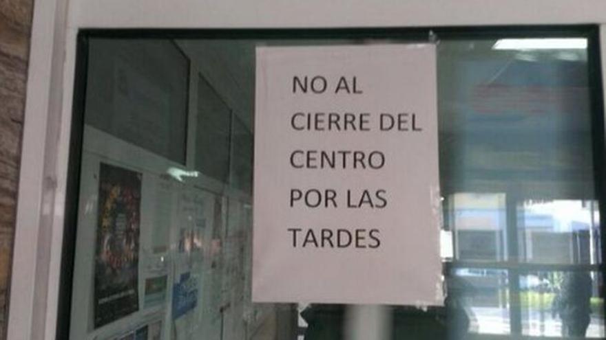 El consultorio de atención primaria de Patiño cierra este verano