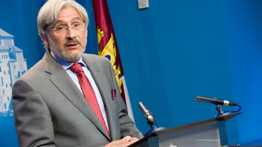 Síndico de cuentas de Castilla-La Mancha. Foto: EFE.