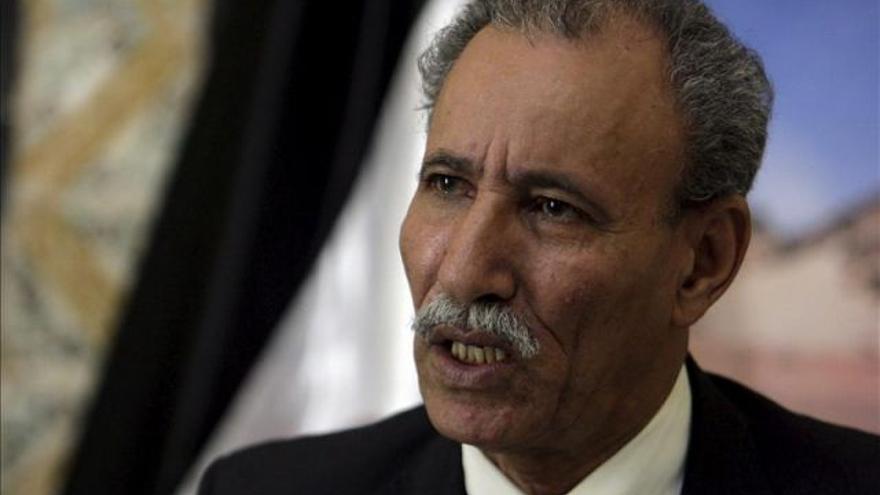 Brahim Ghali será el sucesor de Mohamed Abdelaziz.