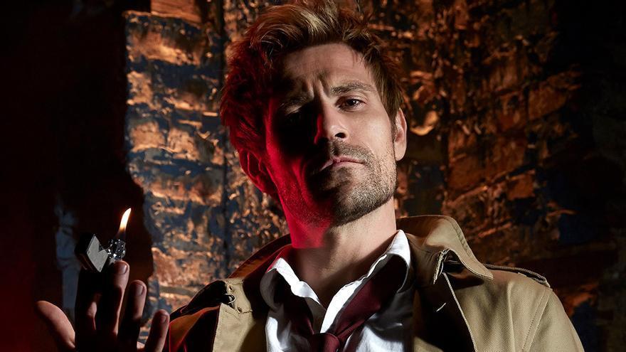 Constantine aparecerá en la tercera temporada de Legends of Tomorrow
