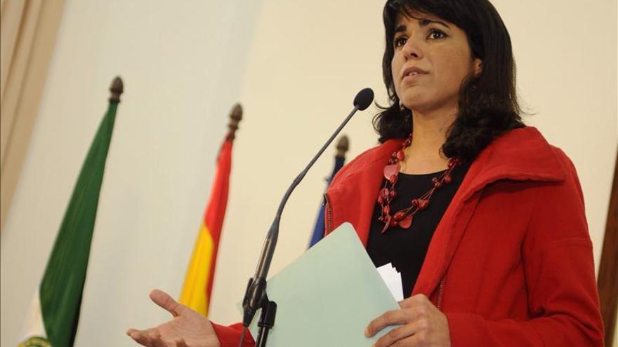 Rodríguez se presenta para liderar Podemos Andalucía, sus terceras elecciones