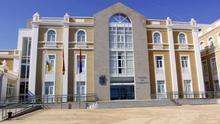 Fachada del Cabildo de Lanzarote