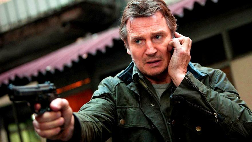 Liam Neeson en V3nganza