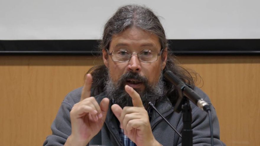 Agustín Rodríguez, cura de La Cañada:
