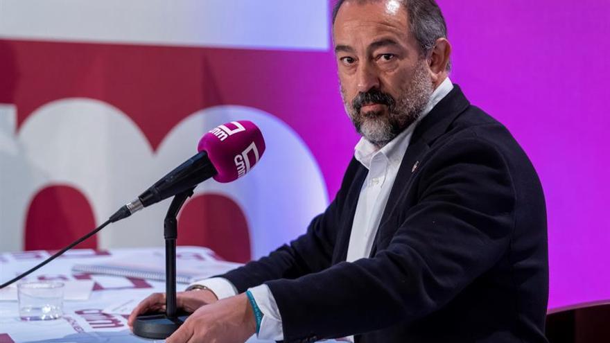 """Julián Garde: """"En la UCLM siempre hemos estado en lo urgente y no hemos diseñado lo estratégico, en eso nos centraremos"""""""