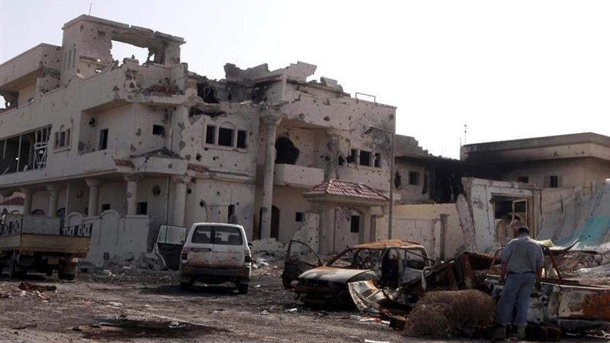 La batalla por liberar Sirte amenaza con ahondar más la división en Libia