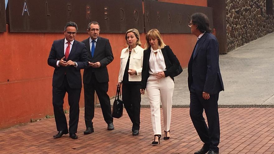 """Ana Oramas asegura que si CC no está en el Congreso, Canarias lo tendrá """"difícil"""""""