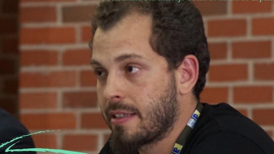 Manuel Ramos de la Rosa.
