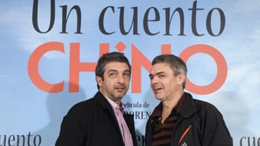 Ricardo Darín Presenta 'Un Cuento Chino'