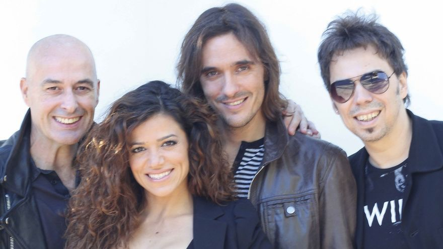 El concierto de la Edad de Oro del Pop Español llevará mañana al Festival Intercultural música de los 80s y 90s