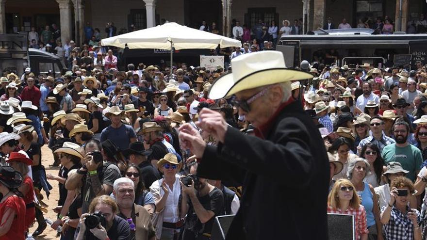 Riaza recupera el ritmo country tras suspender ayer su festival por lluvias