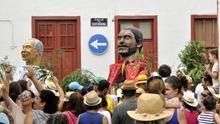 FOTOGALERÍA | La Rama de Agaete 2018