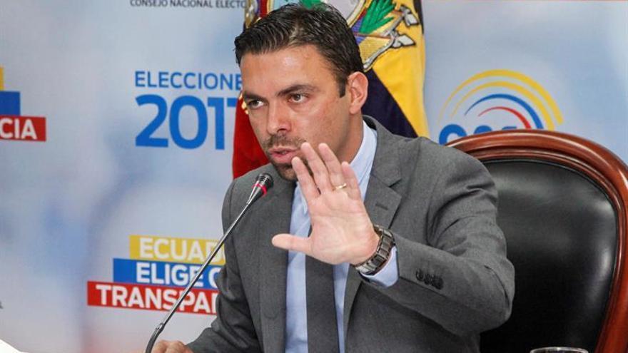 Un total de 3.973 candidatos participarán en elecciones de febrero en Ecuador
