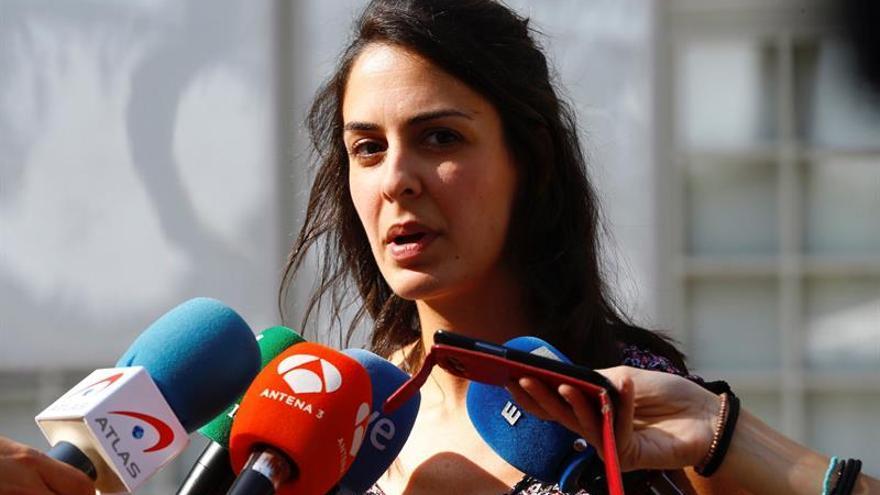 Rita Maestre niega que el 'errejonismo' y el 'pablismo' estructuren Podemos