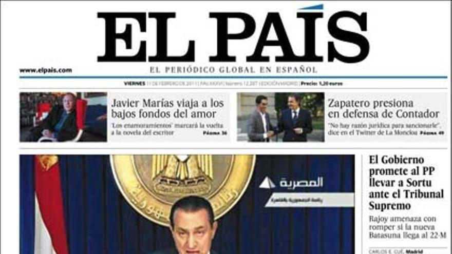 De las portadas del día (11/02/2011) #7