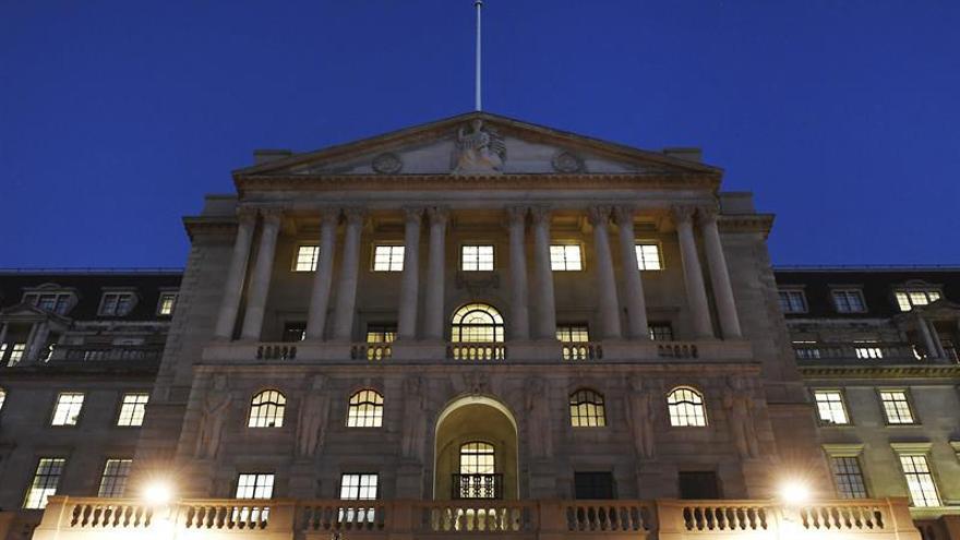 Primera huelga en más de 50 años en el Banco de Inglaterra