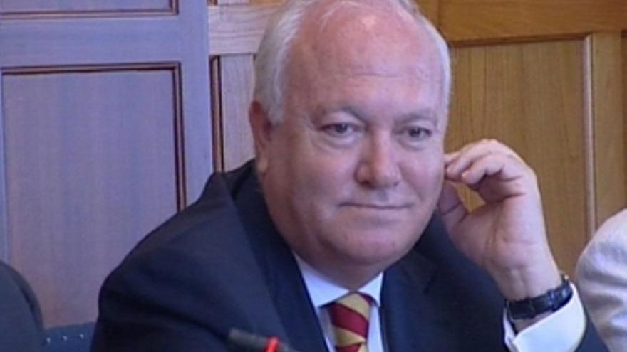Moratinos, ministro de exteriores