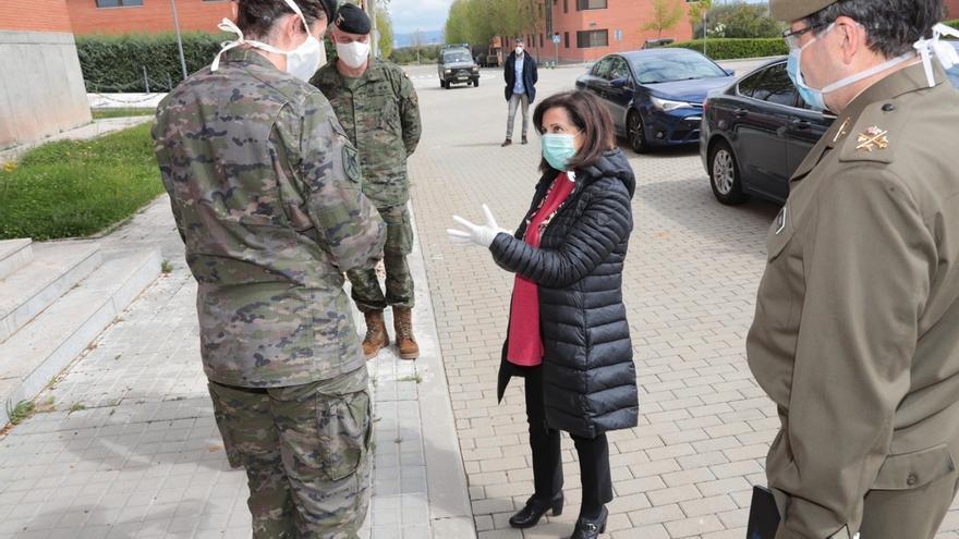 El Gobierno dice que el Ejército se adecuará a la evolución de la pandemia, al igual que la imposición de multas