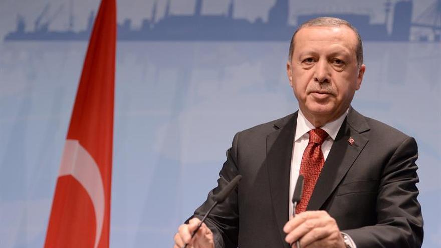 Turquía considera inaceptable la crítica de Alemania por la detención de activistas