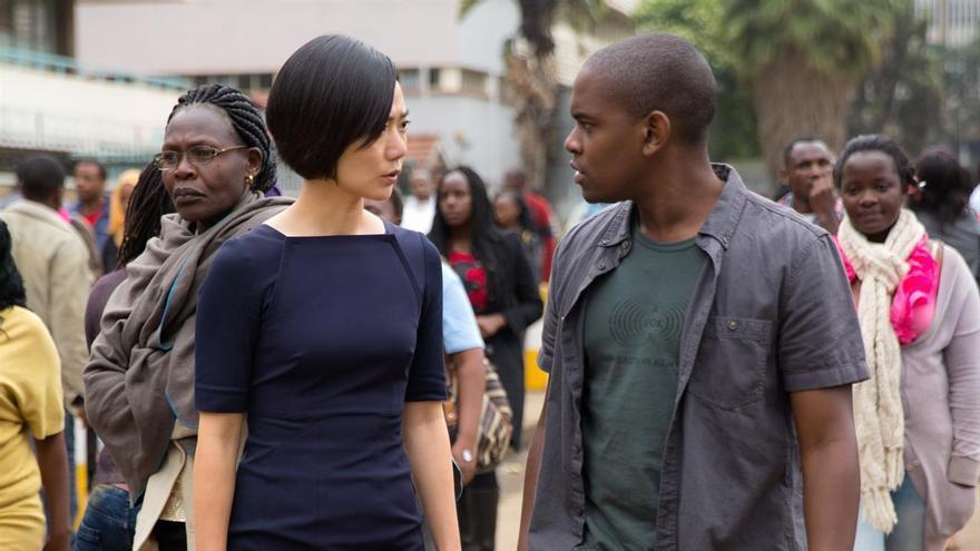 Sense8, foto por indiewire.com