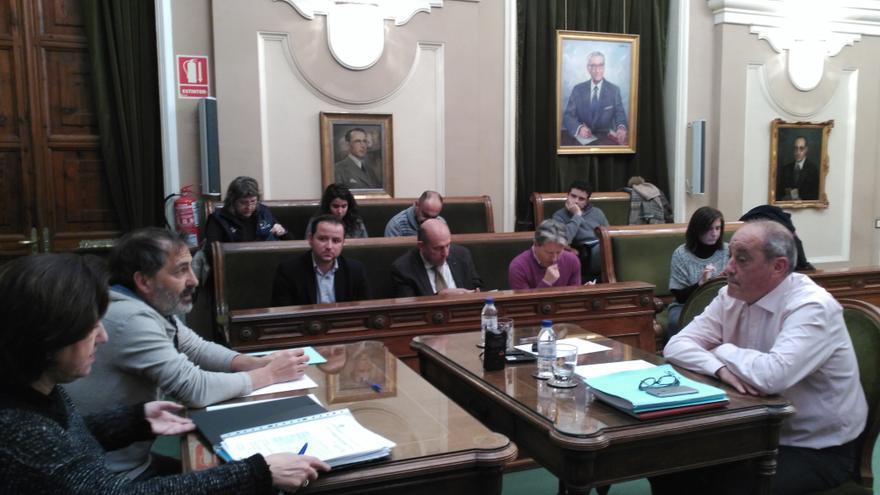 Última sesión de la comisión de investigación de fiestas del Ayuntamiento de Castellón.