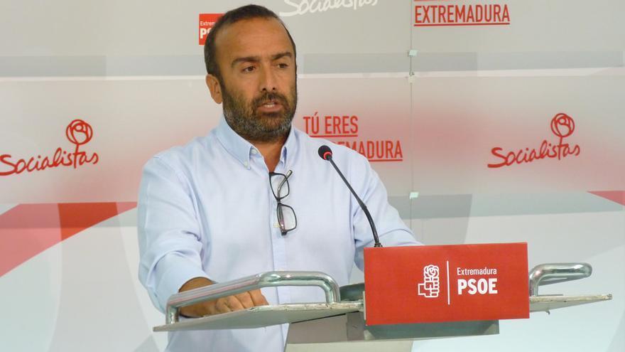 Miguel Ángel Morales / PSOE Extremadura