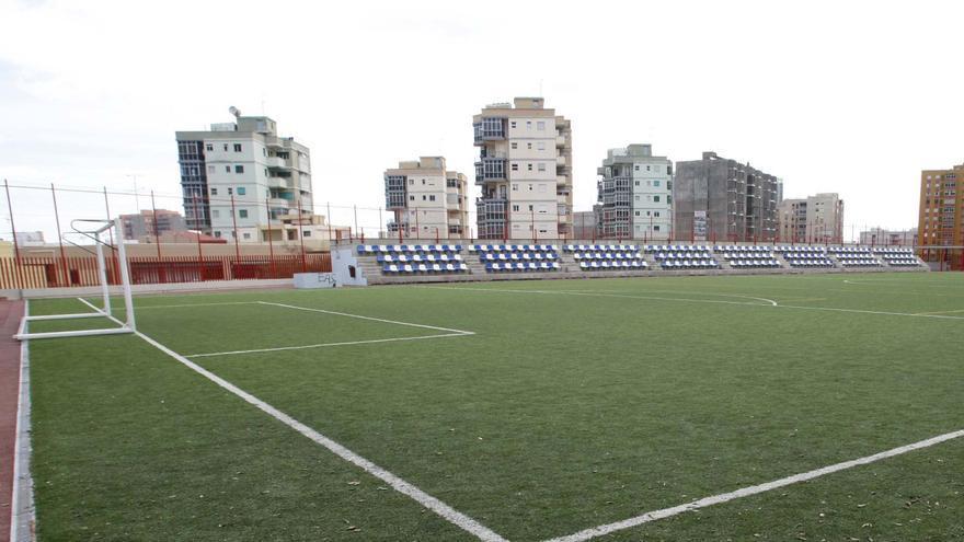 Los partidos del sábado por la mañana se jugarán en el campo Juan Santamaría anexo al Heliodoro.